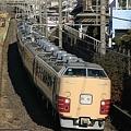 Photos: 2012.-2.12.の新宿さざなみ1号