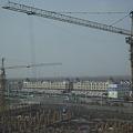 Photos: ハルピン郊外に続々と建つアパート