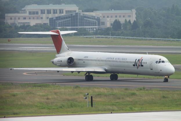今はなきJAL,MD-81