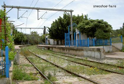 TGMのラ・コルニッシュ駅