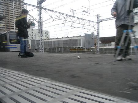 快速エアポート成田の車窓18