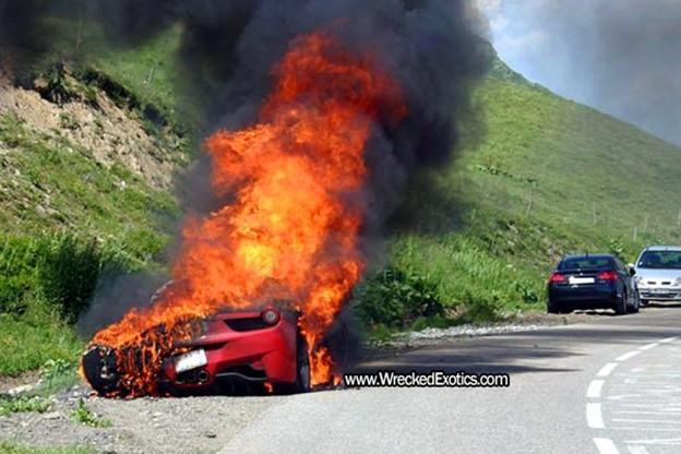 フェラーリ・458イタリアの画像 p1_12