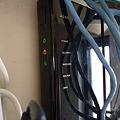 写真: 無線親機(WZR-HP-G302H)