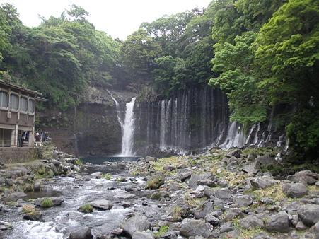 白糸の滝 (2)