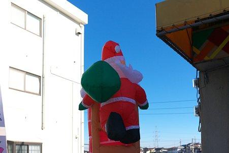2011.12.11 商店街 クリスマス飾り-2