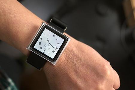 2012.01.15 机 nano時計