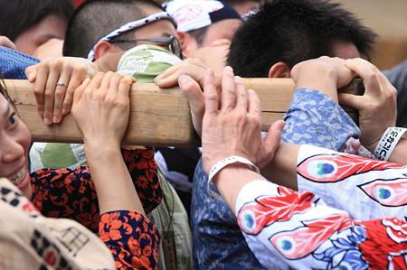 2011.08.07 富士 甲子祭 テーマ「ひとつになろう」