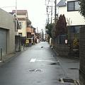 Photos: 雨に濡れた住宅街