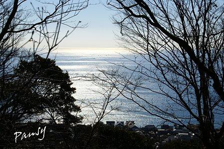 冬の海・・3