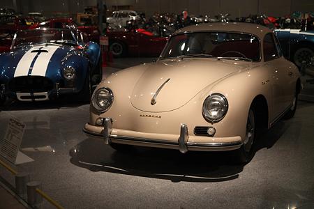 四国自動車博物館・PORSCHE 356A Carrera GS - 04