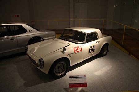 四国自動車博物館・HONDA S800 RSC RACE (ヨシムラTune) - 25