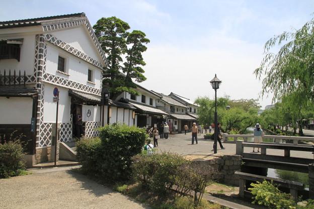Photos: 110515-123四国中国地方ロングツーリング・倉敷・美観地区
