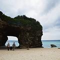 写真: 砂山ビーチ