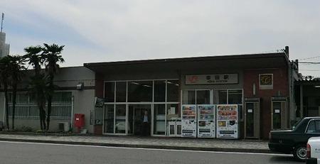 JR 幸田駅-240524-1