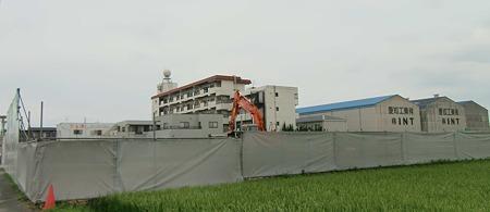 ニトリ豊橋店 2012年1月11日 オープン予定で土地造成中-230728-1