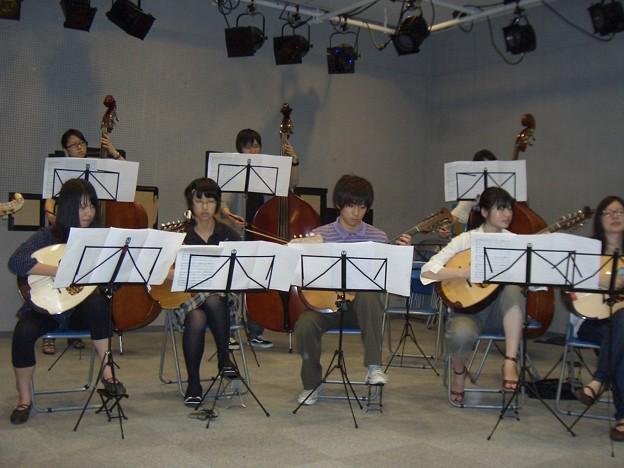 チェロ・ベース合奏2