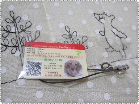 20110704 アニコム(Famicaカード)