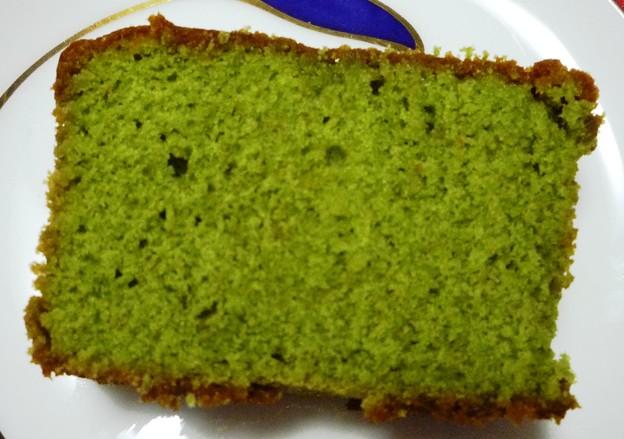 ジュヴァンセル 抹茶ケーキ3