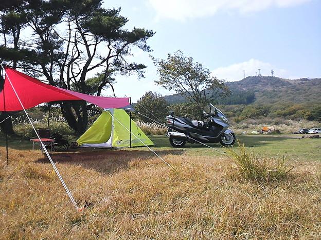 峰山高原キャンプ場