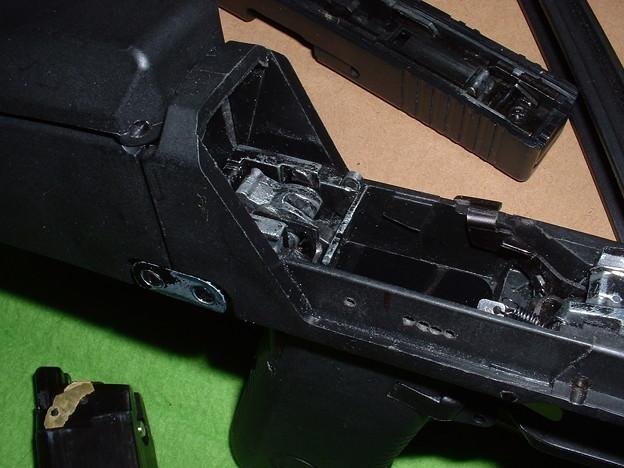 2010.11.21 調整終了 マグプル FPG レプリカ(コピー)機関部