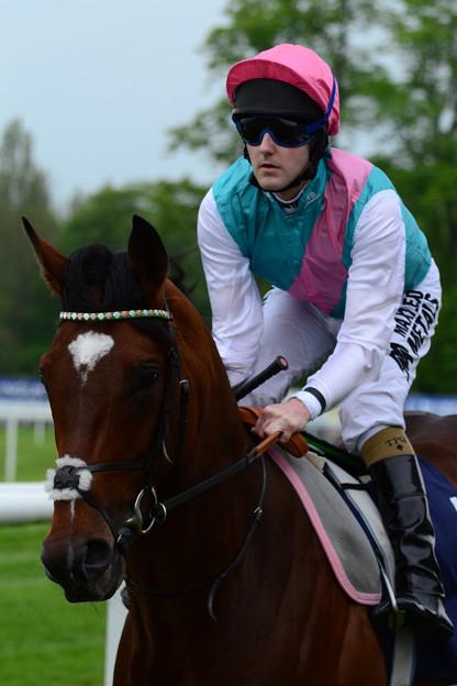 08.Frankel & Tom Queally -Lockinge Stakes-