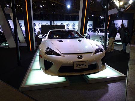 TOKYO AUTO SALON 2012 LF-A