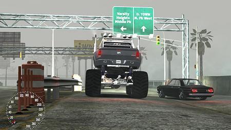 GTAIV Dodge Ram (7)